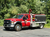 CFR 1 - 2008 Ford F-550/CET 500 gallon foam tender