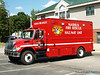 H2 - 2003 International 7400/ACSI Haz/Mat Command Post