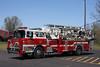 Ulster Hose Co #5 - Ulster, NY<br /> Tower 2 - 1980 Mack/Baker 75 Tower Ladder<br /> 1992 Baker Refurb<br /> Ex FDNY L138 & L21