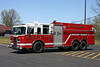 Ulster Hose Co #5 - Ulster, NY Engine 4 - 2002 Pierce Dash 1,500 / 2,000