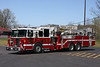 Ulster Hose Co #5 - Ulster, NY Tower 1 - 2008 Seagrave 95' Tower Ladder