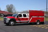 Ulster Hose Co #5 - Ulster, NY<br /> Rescue 1 - 2011 Ford F550/Seagrave