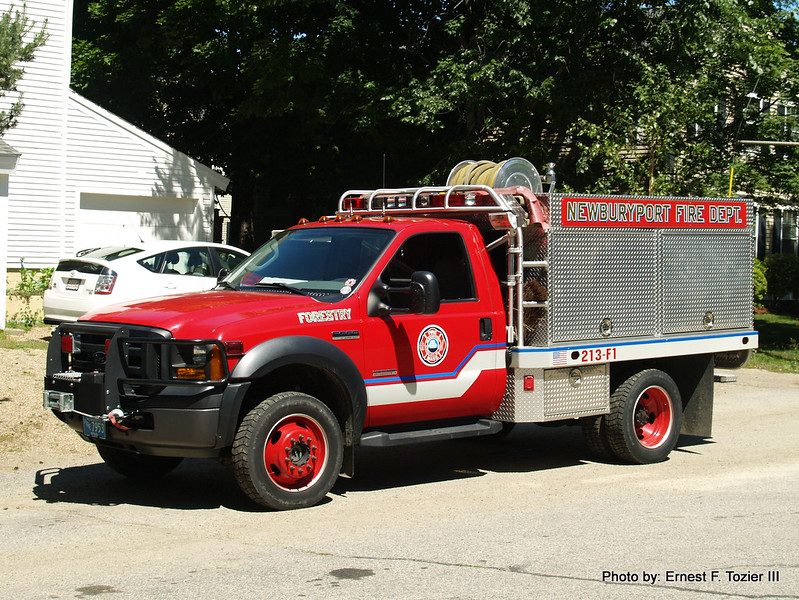 Forestry 1 - 2005 Ford F-550/Firematic 300/350/10F