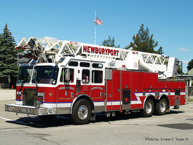 Newburyport, MA Fire Apparatus