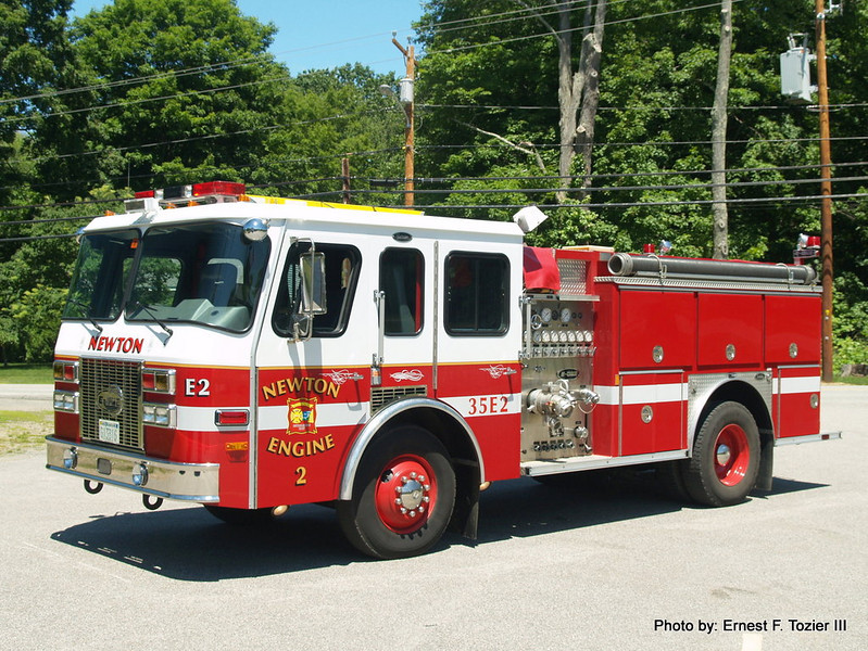 Engine 2 - 1991 E-One Protector 1250/1000