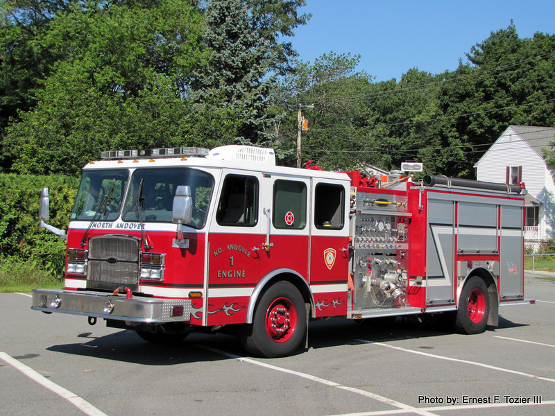 Engine 1 - 2004 E-One Cyclone II 1500/750/30A/30B