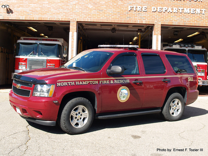 Car 1 - Chevy Tahoe
