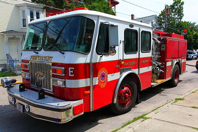 Reserve Engine - 1993 E-One Protector 1250/750 Ex Engine 4