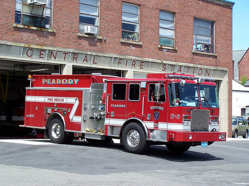 Engine 5 - 2009 KME Severe Service Engine 1500/750/20