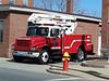 Fire Alarm Truck - 1990's International/Versalift