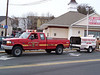 Utility with Air Supply trailer