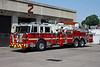 Harrisburg Fire Department<br /> Tower 1 - 2008 Pierce Arrow XT/Baker 75' TL<br /> Rechassis of a 1989 Mack/Baker