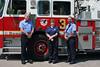 Harrisburg Fire Department<br /> Tower 3 Crew<br /> Rob Sullivan<br /> Mary Ellen Wical<br /> Brian Enterline