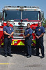 Harrisburg Fire Department<br /> Tower 1 Crew<br /> FF Yates<br /> FF Morelli<br /> FF Wolfe