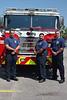 Harrisburg Fire Department<br /> Tower 1 Crew<br /> FF Yates<br /> FF Morelli<br /> FF Wolfe