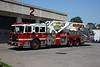 Harrisburg Fire Department<br /> Tower 3 - 2002 KME 95' Midmount<br /> 1,500 Pump / 160 Tank