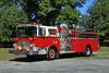 Bushkill Township Fire Company<br /> Engine 5214 - 1974 Mack<br /> 1,000 Pump - 1,000 Tank<br /> 2004 Bodywork by Mirco Fire Apparatus