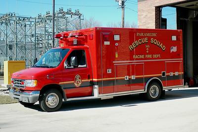 Rescue 2 - BLS Rescue / Dive Rescue Response Unit