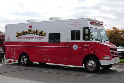 Racine Fire Bells Rehab Support Unit 64 - 1996 Chevrolet/Grumman/LDV - Photograph added October 7th, 2012.