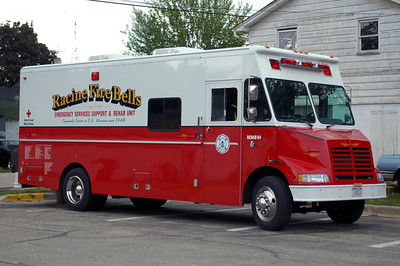 Racine Fire Bells Rehab Support Unit 64 - 1996 Chevrolet/Grumman/LDV
