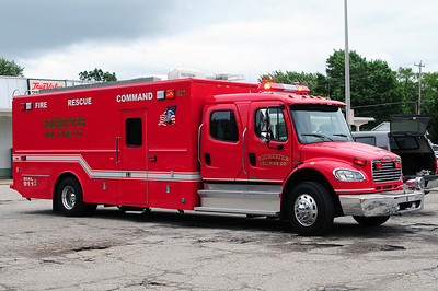 Squad 827 - 2007 Freightliner/LDV - Command/Air Cascade - Photograph Added June 24th, 2011