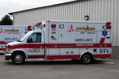 Rescue 835 - 2005 Ford/Medtec - (ALS Rescue) - Photograph added October 7th, 2012.