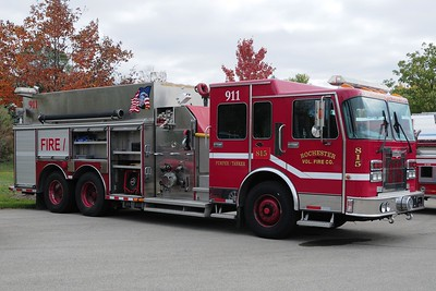 Engine/Tender 815 - Photograph added October 7th, 2012.
