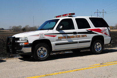 Command Car 141 - 1991 Chevrolet/Tahoe - Photo Added 3/23/2010