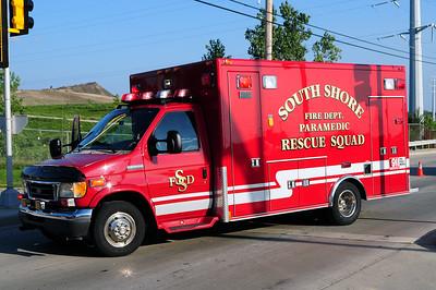 South Shore Rescue 136 - 1999 Ford/Medtec - (ALS Rescue) - Former Sturtevant Rescue - Photo Added 8/09/2010