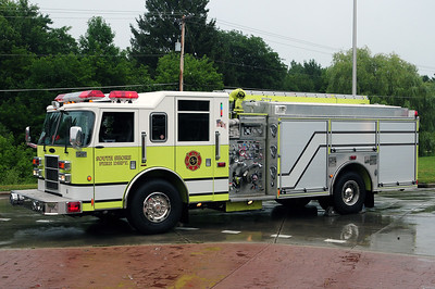 South Shore Engine 10 - 2005 Pierce/Dash - 1500/750 - Former Mt. Pleasant Engine 123 - Photo Added 5/19/2015.