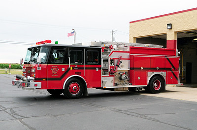 Engine 521 - 1993 Emergency One/Sentry - 1500/1000 - Photograph Added August 11th, 2013.