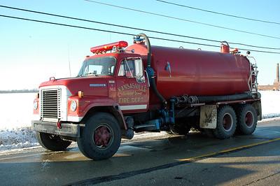 Former Tender 562 - 1975 International/Pearson - 3600 Gallons