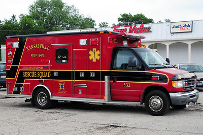 Rescue 532  - 1996 Ford/Medtec - ALS - Photograph Added - June 24, 2011