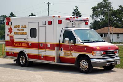 Rescue 631 - Ford/Medtec - ALS Rescue
