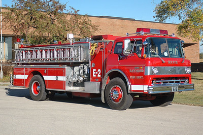 Former Engine 2 - Ford/Pierce - (Disposed of)