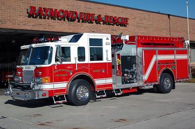 Engine 1 - 2004 Pierce/Enforcer - 1500/1000