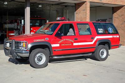 Car 1 - 1997 Chevrolet/Suburban - Command