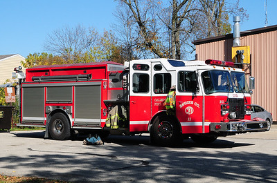 Engine 11 - 2001 Emergency One/Cyclone - 1500/1000 - Photo Added May 19th, 2015.