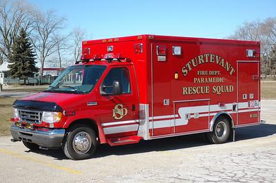 Rescue 135 - 2006 Ford/Medtec - ALS Rescue