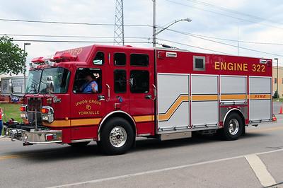E 322 - 2006 Spartan/Crimson - 2000/750 - Rear Mount Pump - Photo Added 8/3/2009