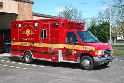 Rescue 335 - 2005 Ford/Life Line - ALS Rescue