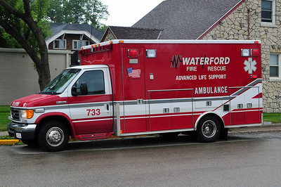 Rescue 733 - 1994 Ford/Medtec - (ALS Rescue) - Photograph added June 24th, 2011.