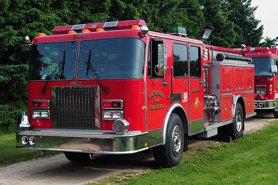 Engine 744 - 1992 Spartan/Darley -1500/1000