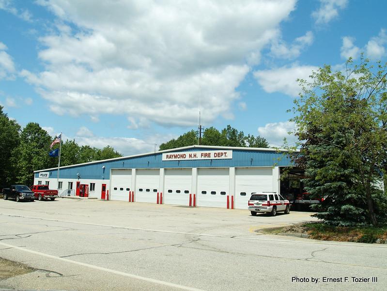 Raymond, NH Fire Headquarters