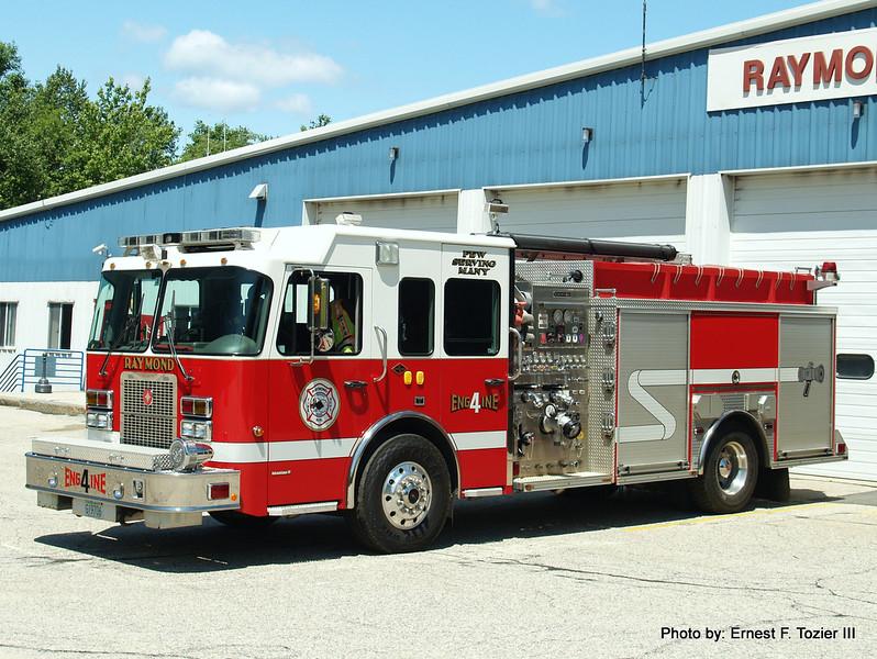 Engine 4 - 2006 Spartan/Crimson 1500/1000