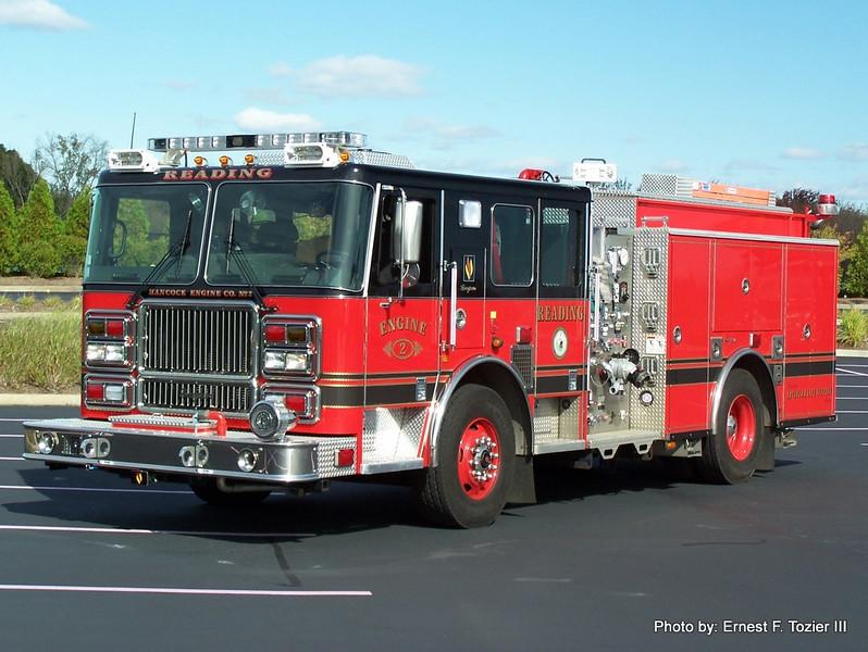 Engine 2 - 2007 Seagrave Marauder II 1250/1000
