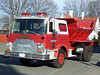 Former Nahant Engine 31 - 1979 Mack CF (Converted to sander by Weiss Landscaping)