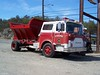 Former Nahant Engine 33 - 1979 Mack CF (Converted to sander after retirement)