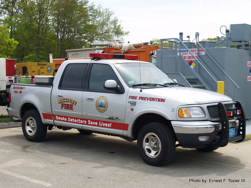 Fire Prevention - Ford F-150
