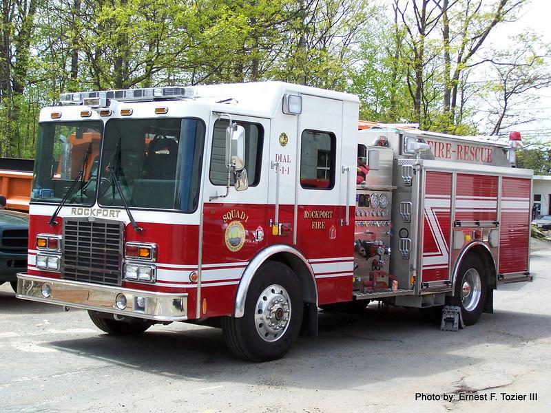 Squad 1 - 2005 HME/Silver Fox 1500/700